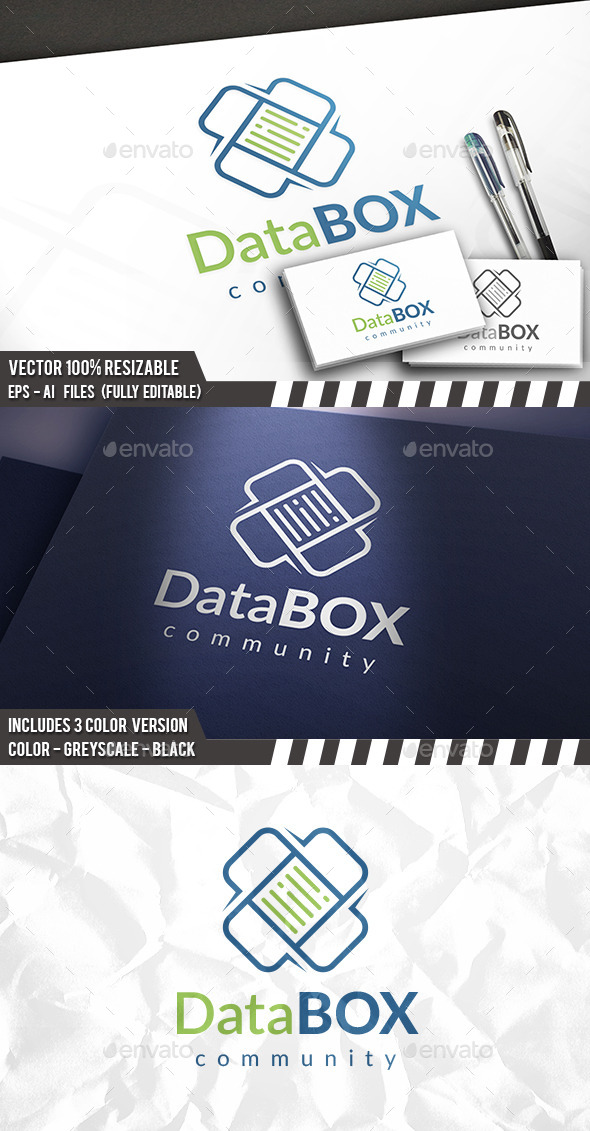 Data Box Logo
