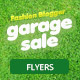 Garage Sale Flyers - GraphicRiver Item for Sale
