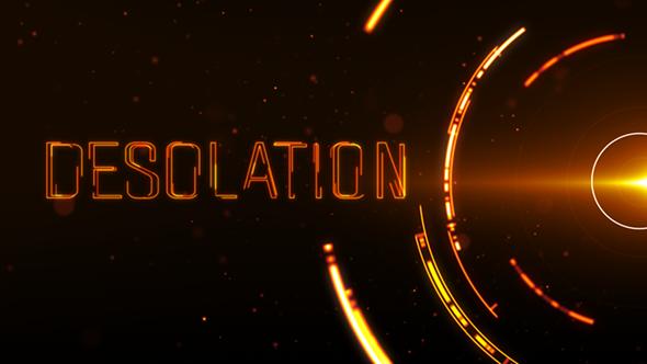 Desolation - Epic Cinematic Trailer/Opener