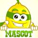 Lemon Hero Mascot - GraphicRiver Item for Sale