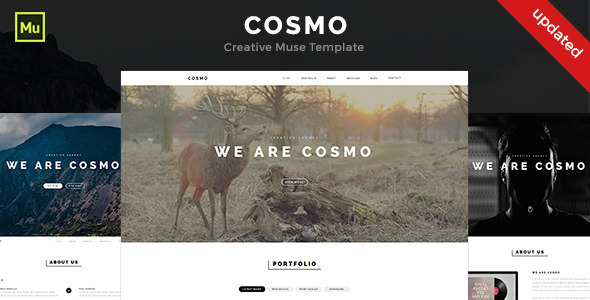 Cosmo - Creative Muse Template