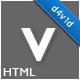 Verendum HTML Business Portfolio