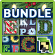 Christmas Graphic Styles Bundle Adobe Illustrator - GraphicRiver Item for Sale