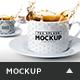 Tea Splash Mockup - GraphicRiver Item for Sale