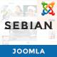 ZT Sebian Multi-Purpose Joomla Template - ThemeForest Item for Sale