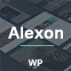 Alexon - Personal One-Multi Page Hybrid WP Theme - ThemeForest Item for Sale