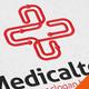 Medical Tech Logo - GraphicRiver Item for Sale