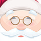 Santa Claus with Greetings Banner - GraphicRiver Item for Sale