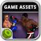 Ultimate Boxing Game Assets - GraphicRiver Item for Sale