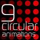 9 Circular Preloader Animations - VideoHive Item for Sale
