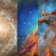 Space Nebulae Flight 10 Motion Backgrounds Pack - VideoHive Item for Sale