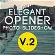 Elegant Opener - Photo Slideshow - VideoHive Item for Sale