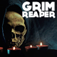Grim Reaper with Candles - VideoHive Item for Sale