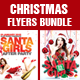 Christmas Flyers Bundle 2 in 1 - GraphicRiver Item for Sale