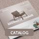 Furniture and Interior Catalog - GraphicRiver Item for Sale