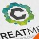Creat Media Logo - GraphicRiver Item for Sale