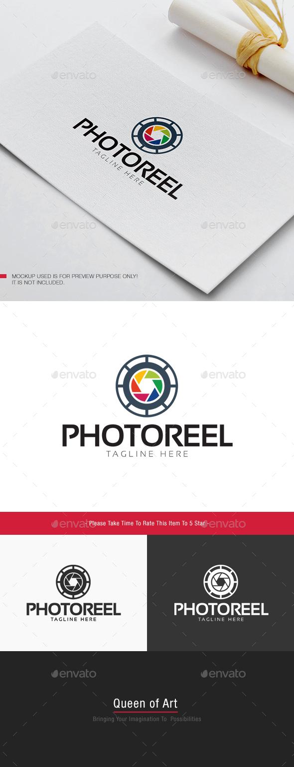 Photo Reel Logo