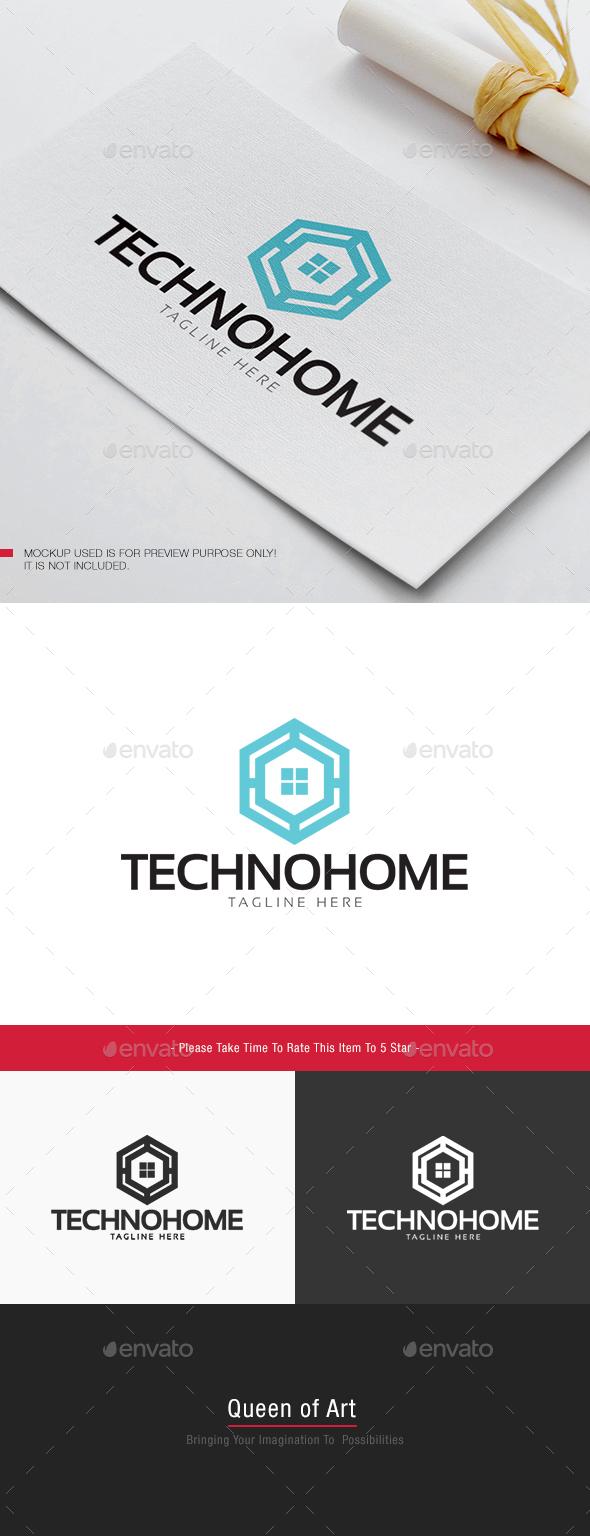 Techno Home Logo