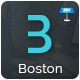 Boston - Creative Keynote Template - GraphicRiver Item for Sale