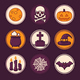Halloween Icon Set - GraphicRiver Item for Sale