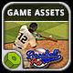 Baseball Pro Game Assets - GraphicRiver Item for Sale