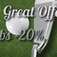Golf Commercial - VideoHive Item for Sale