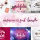 6 Font Bundle - GraphicRiver Item for Sale