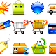 icon set n°8  - commerce theme - infinity series - GraphicRiver Item for Sale