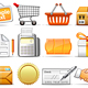 icon set n°9  - commerce theme - infinity series - GraphicRiver Item for Sale