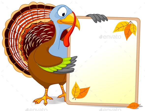 Turkey & Board