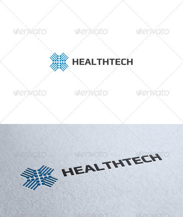Health Tech Logo