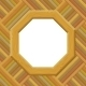 Wooden Framework On a Wall - GraphicRiver Item for Sale