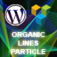 Organic Lines Particle - CodeCanyon Item for Sale