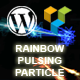 Rainbow Pulsing Particle - CodeCanyon Item for Sale