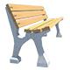 Street Bench - 3DOcean Item for Sale
