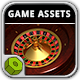 3D Roulette Game Assets - GraphicRiver Item for Sale