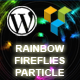 Rainbow Fireflies Particle - CodeCanyon Item for Sale
