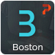 Boston - Creative Powerpoint Template - GraphicRiver Item for Sale