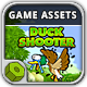 Duck Shooter Game Assets - GraphicRiver Item for Sale