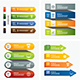 Set of Infographic Templates - GraphicRiver Item for Sale