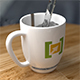 Coffee Mug, Tea Mug, Water Mug - 3DOcean Item for Sale