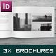 3x Minimalfolio Photography Portfolio A4 Brochures - GraphicRiver Item for Sale