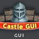 Castle Gui Set - GraphicRiver Item for Sale