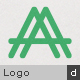 Aaron Letter A Logo - GraphicRiver Item for Sale