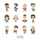 Boxing Character - GraphicRiver Item for Sale
