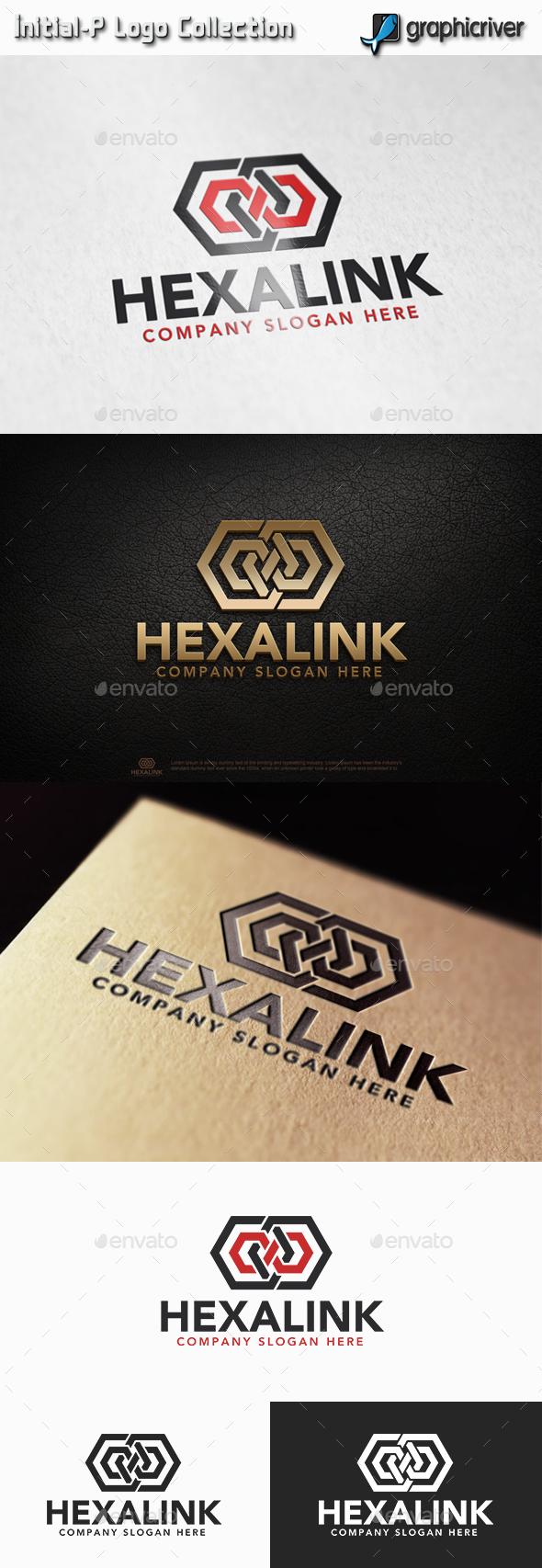 Hexagon Link - Infinity Hexagon Logo
