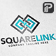 Square Link - Infinity Square - GraphicRiver Item for Sale