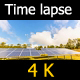 Clouds Over The Solar Panels - VideoHive Item for Sale