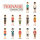 Men Characters - GraphicRiver Item for Sale