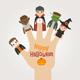 Finger Monsters Halloween - GraphicRiver Item for Sale
